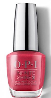 Лак для ногтей OPI Infinite Shine Long-Wear Lacquer Señorita Rosealita ISLA11: фото