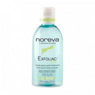 Лосьон очищающий мицеллярный Noreva Exfoliac 250мл: фото