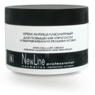 Крем антицеллюлитный для повышения упругости и выравнивания рельефа кожи NEW LINE 300мл: фото