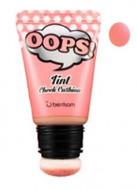 Отзывы Румяна-тинт для лица Berrisom OOPS Tint Cheek Cushion Cream Peach 20мл