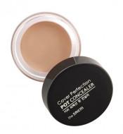 Консилер-корректор THE SAEM Cover Perfection Pot Concealer 01 Clear Beige 4г: фото