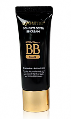 ВВ-Крем AYOUME COMPLETE COVER BB CREAM №25 20мл: фото