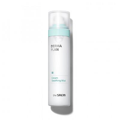 Крем-спрей для чувствительной кожи THE SAEM Derma Plan Cream Soothing Mist 120мл: фото