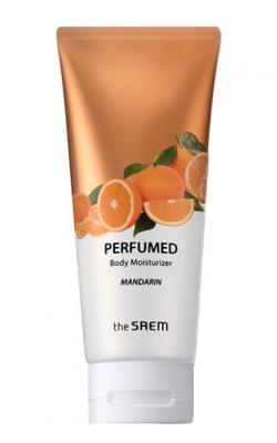Лосьон для тела THE SAEM Perfumed Body Moisturizer Mandarin 200мл: фото