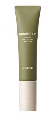 Увлажняющий крем для век с экстрактом новозеландского льна Urban Eco Harakeke Deep Moisture Eye Cream 30мл: фото